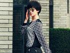 李小冉时尚街拍写真展现独特女性魅力