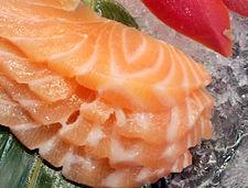鲜爽海鲜三文鱼