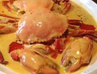 酱香浓郁咖喱蟹