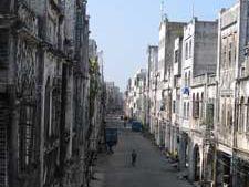 文艺范的北海老街