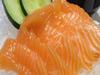 三文鱼腩好满足