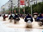 贺州遭遇暴风雨袭击