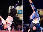 桂林举办全国街舞精英挑战赛各路高手大秀舞技